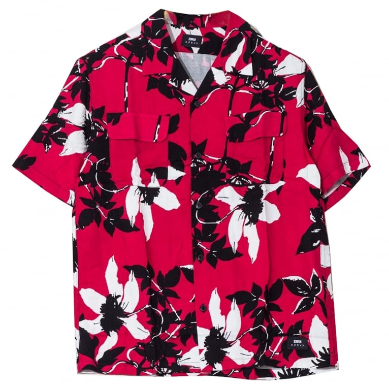 Edwin Garage Short Sleeve Shirt