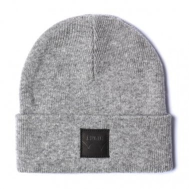 Watch Cap Beanie - Grey Marl