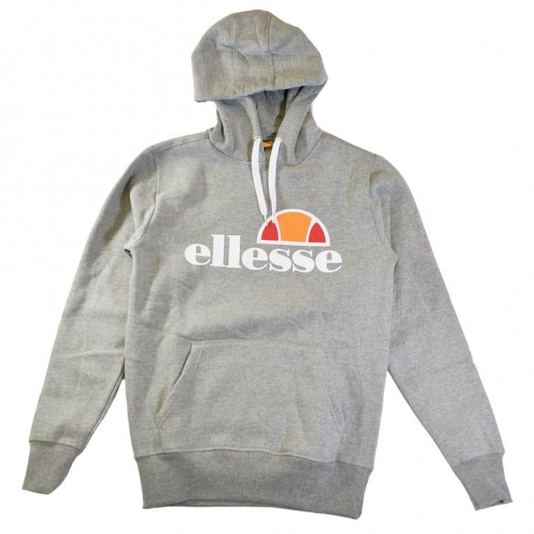 Ellesse Gottero Hoodie - Athletic Grey