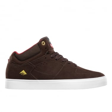 X Chocolate Hsu G6 - Brown/White