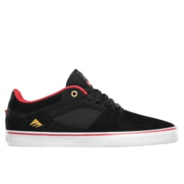 x Chocolate Hsu Low Vulc - Black/Red/White