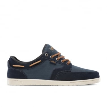 Dory - Navy/Brown/White