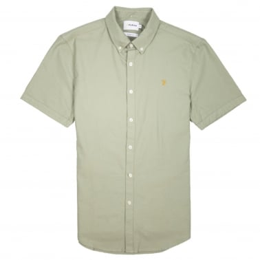 Brewer Short Sleeve Shirt - Balsam