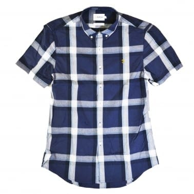 Herne Shirt - True Navy