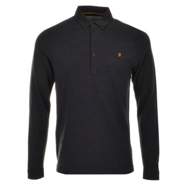 Merriweather Long Sleeve Polo