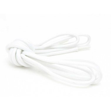 Glow In The Dark Rope Lace - White