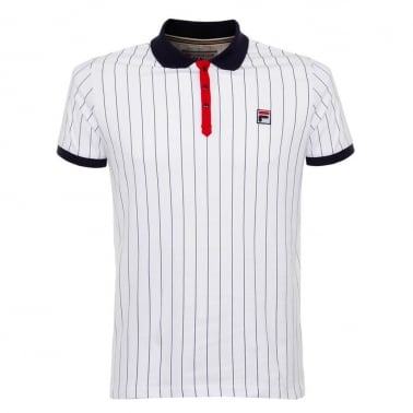 BB1 Polo Shirt - White