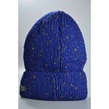 Flecked Beanie Light Navy