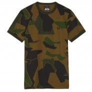 Fred Perry Arktis Ring T-Shirt - Arktis Woodland Camo