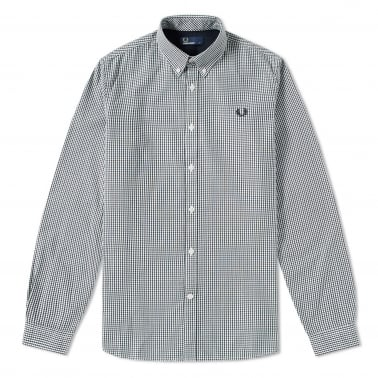 Basketweave Shirt - Ivy