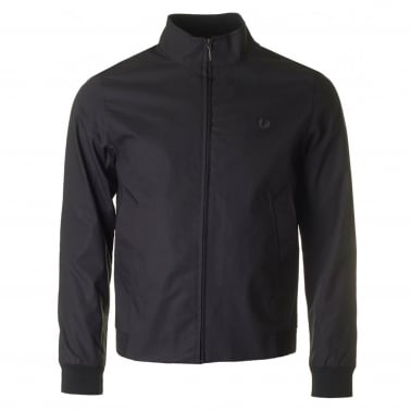 Bonded Zip Through Jacket