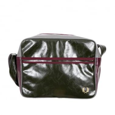 Classic Shoulder Bag - Hunter Green