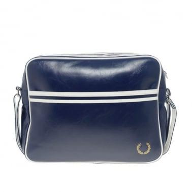 Classic Shoulder Bag - Navy