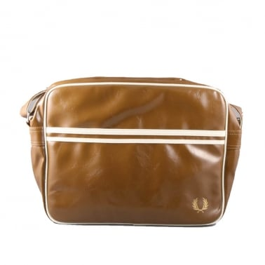 Classic Shoulder Bag - Oak