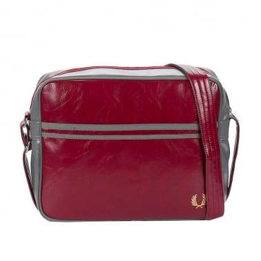 Classic Shoulder Bag - Oxblood