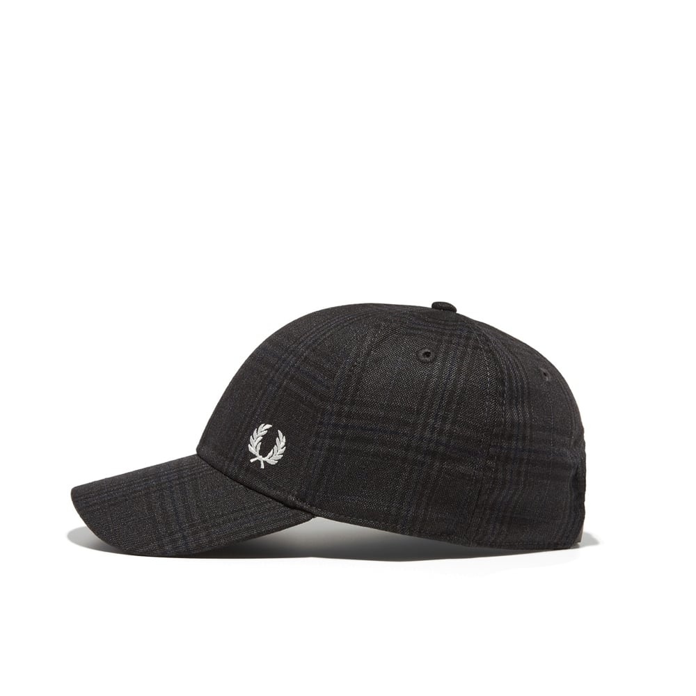 Fred Perry Prince Of Wales Baseball Cap  f70dd92f183