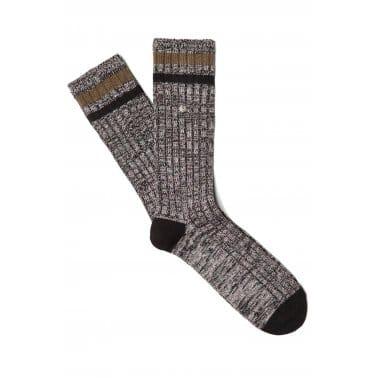 Sports Tip Sock - Grey Marl