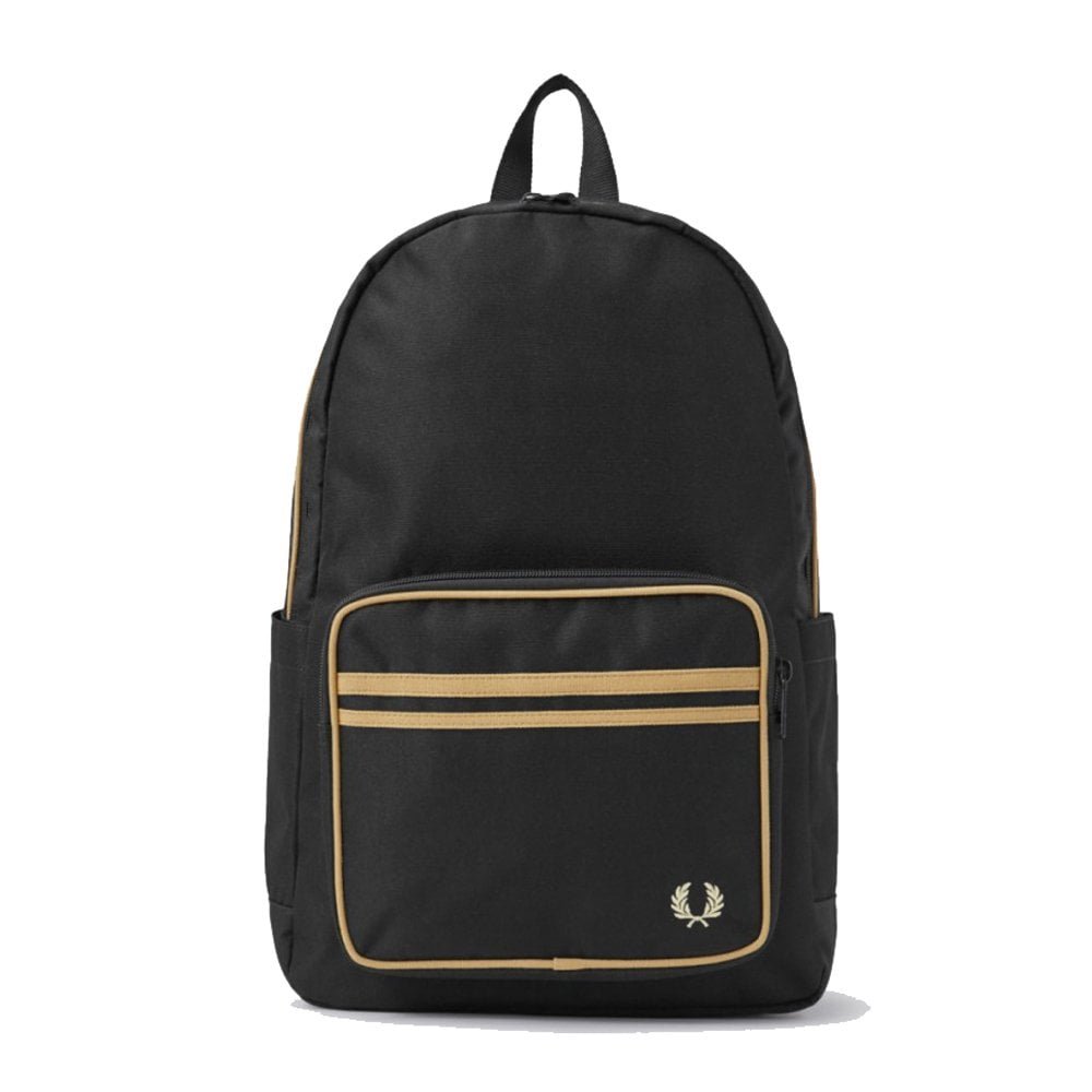 Fred Perry Twin Tipped Backpack Accessories Natterjacks [ 1000 x 1000 Pixel ]