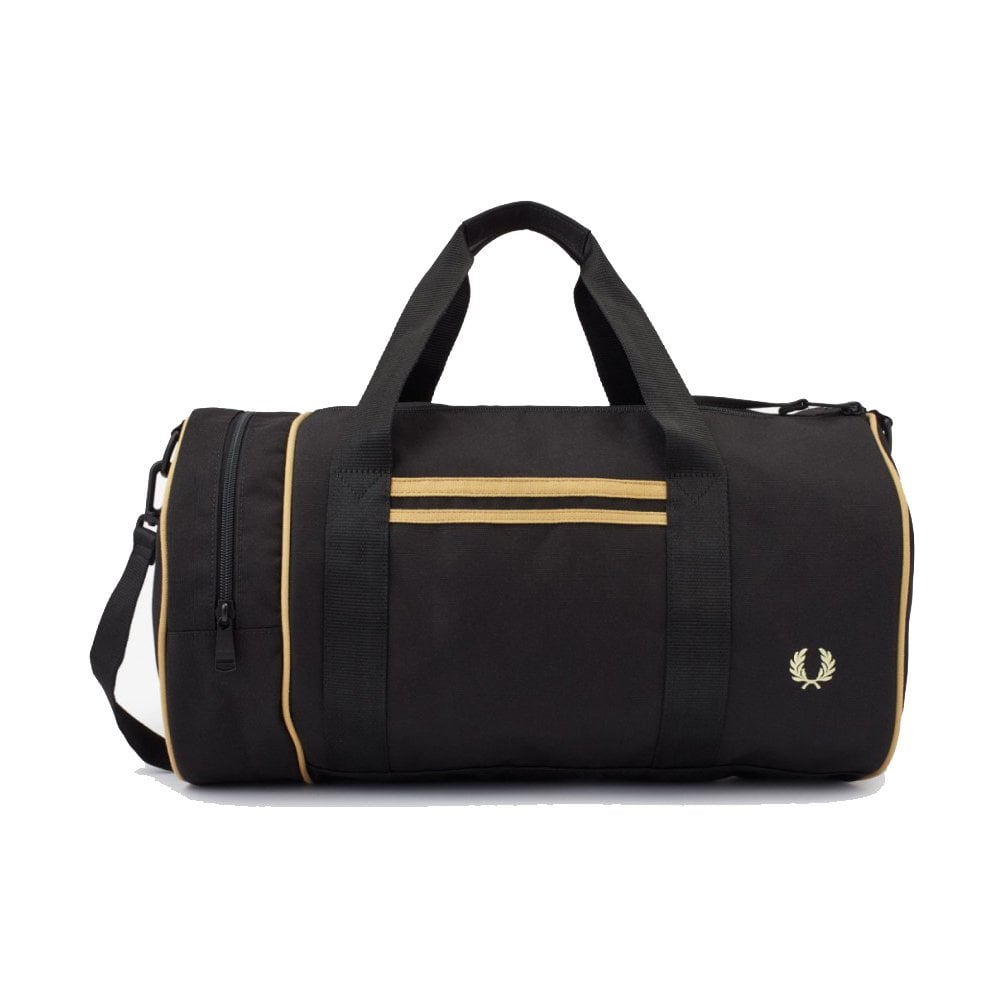 Fred Perry Twin Tipped Barrel Bag Accessories Natterjacks [ 1000 x 1000 Pixel ]