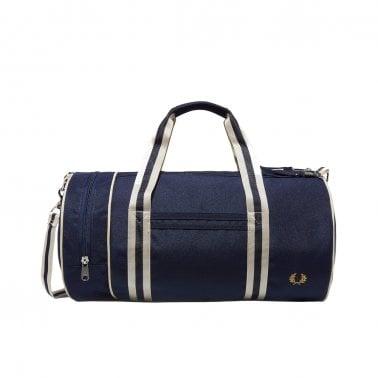 77feedd24 Fred Perry Track Barrel Bag   Accessories   Natterjacks