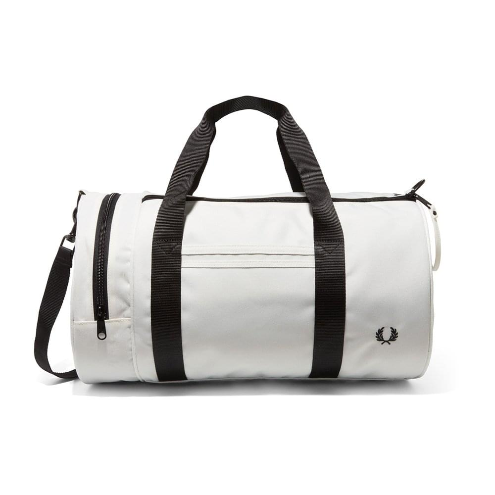 Fred Perry Twin Tipped Barrel Bag  e52170407ce47