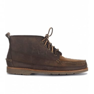 Camp Moc II - Dark Brown