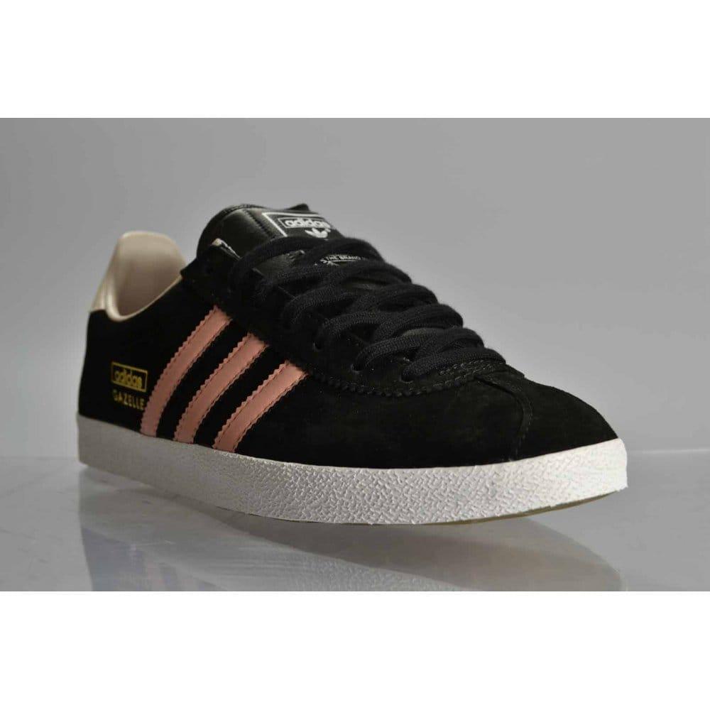 Adidas Originals Gazelle Black Womens