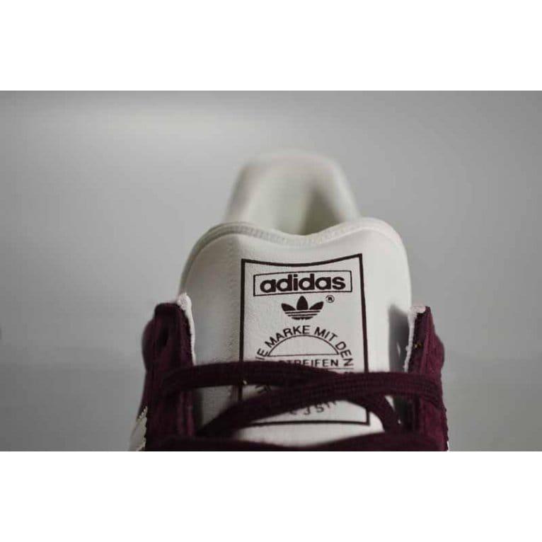Adidas Originals Gazelle Og Maroon/White