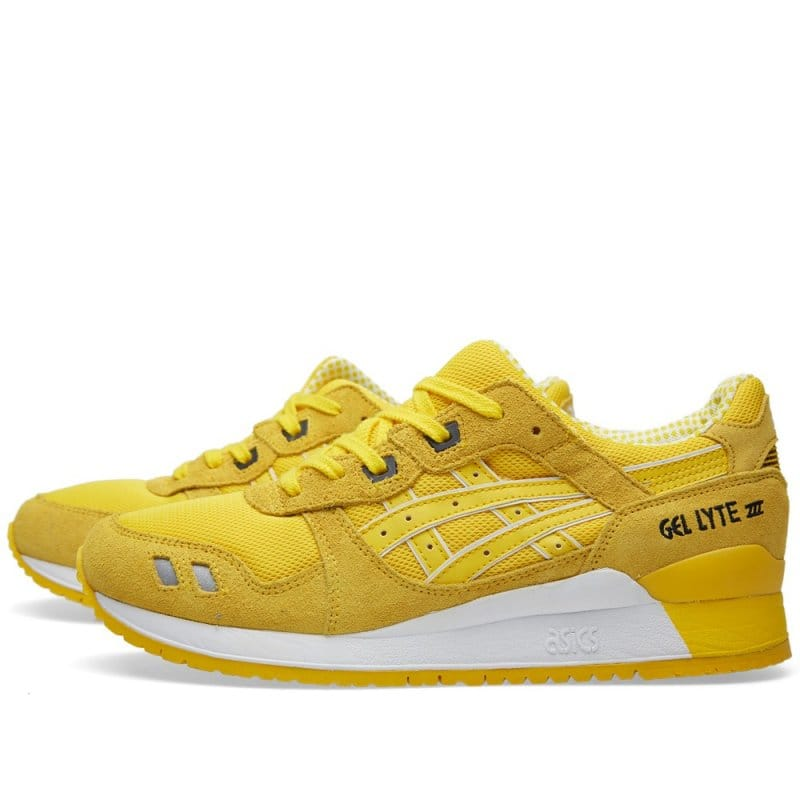 Asics Gel Lyte III 'CMYK Pack' – Yellow | Sneakers