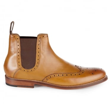 Jacob Chelsea Boot - Tan