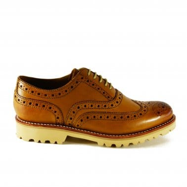 Stanley Tan Brogue