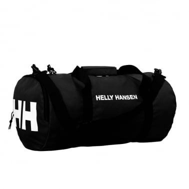 Packable Duffel Bag - Black