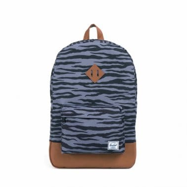 Heritage Backpack Zebra