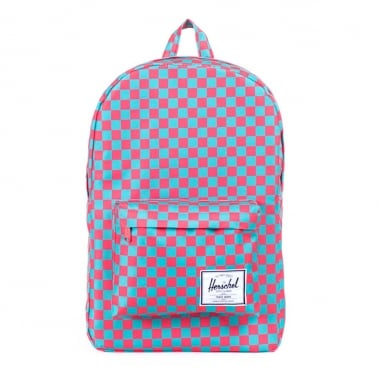 Classic Backpack - Salmon Picnic