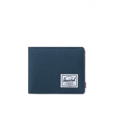 Hank Pebbled Utilitarian Wallet
