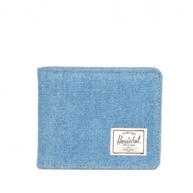Hank Wallet - Denim
