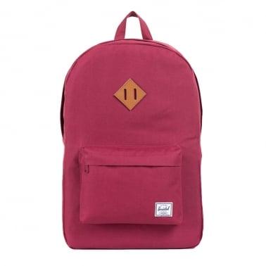Heritage Backpack - Burgundy