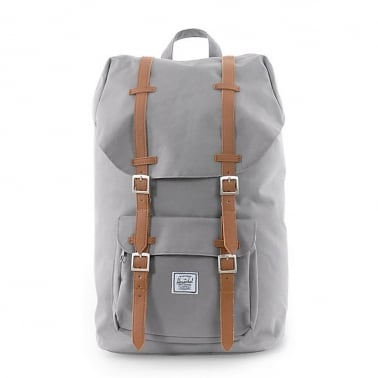 Little America Backpack - Grey