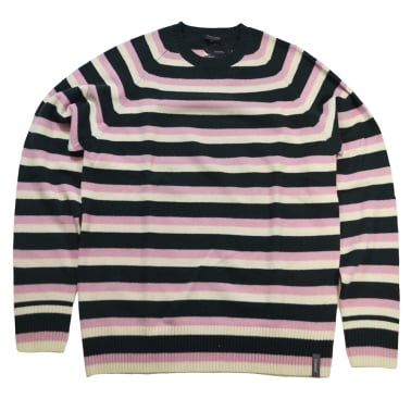 Grover Stripe Sweater