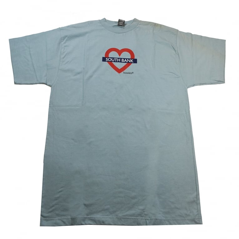 Howies Southbank T-Shirt - Grey