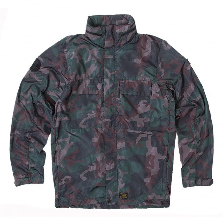 HUF Bickle M65 Jacket - Woodland