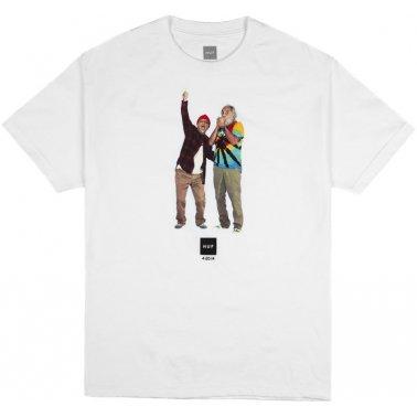 Cheech & Chong 420-2-14 T-shirt - White