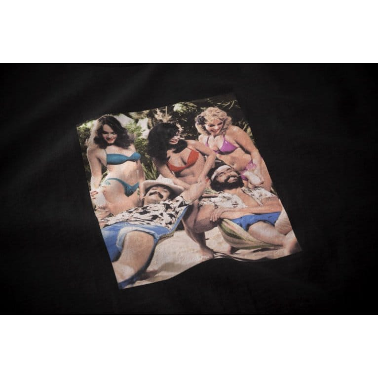 HUF Cheech & Chong Nice Dreams T-shirt - Black
