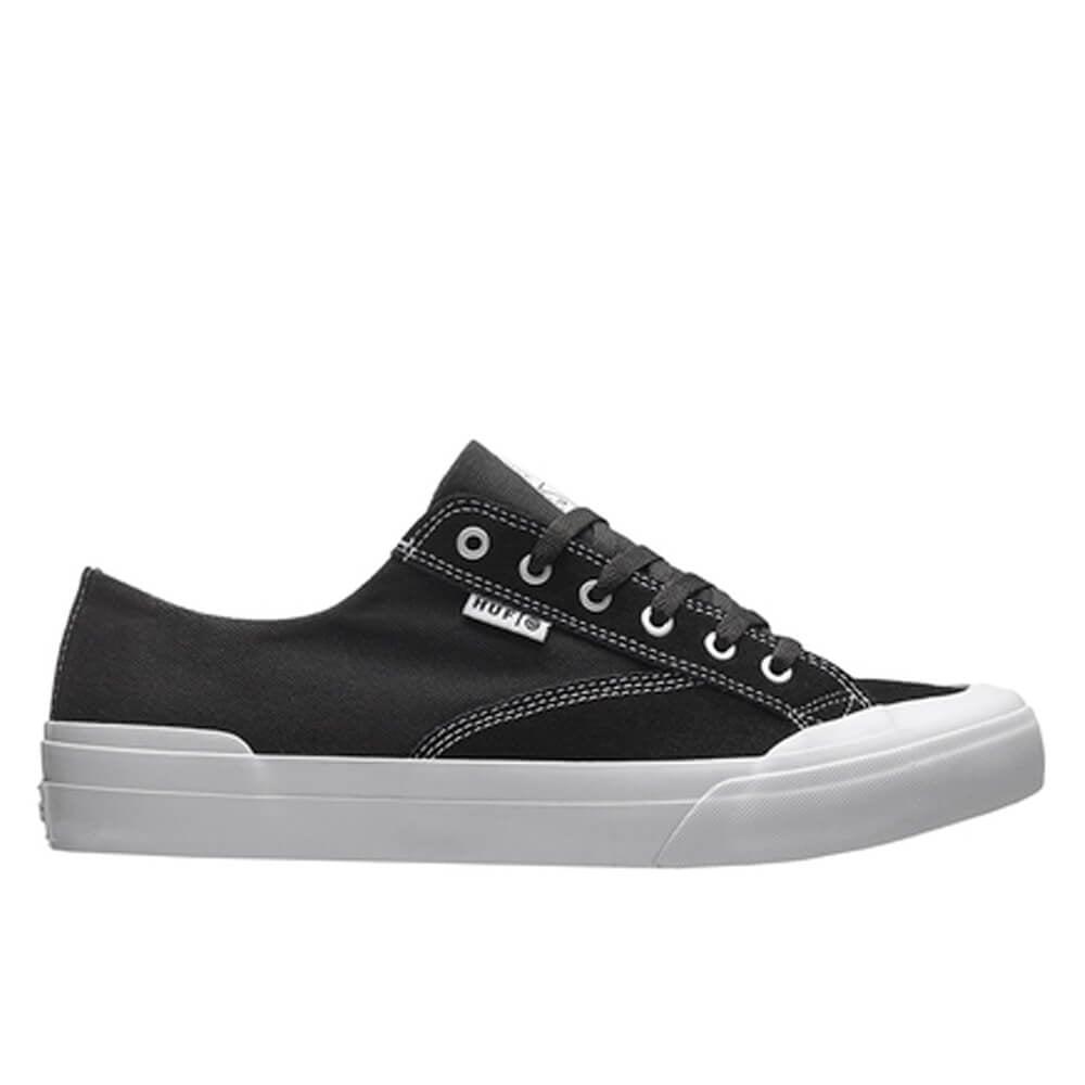40738aba7b15 Buy the HUF Classic Lo Ess TX - Black White