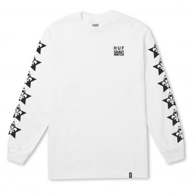 Sammy Winter LS T-Shirt - White