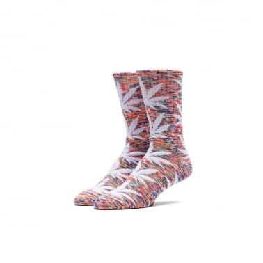 Streaky Plantlife Sock