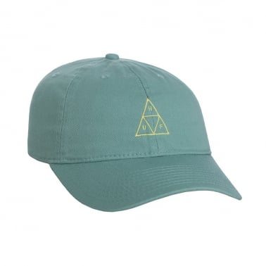 Triple Triangle Curved Dad Hat