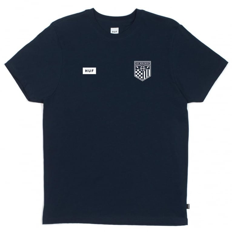 HUF Worldwide Team T-Shirt