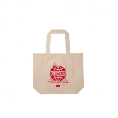 X Butter Goods Feels Like Home Tote Bag - Natural
