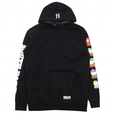 x South Park Pullover Hoodie - Black